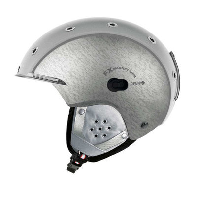 Casco sp3 airwolf Skihelm zilver - voor dames & heren