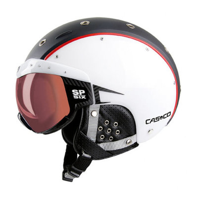 Skihelm  Casco sp-6  - Competion - photochrom vautron Vizier - cat.1-3(☁/❄)