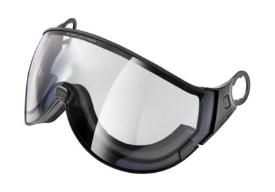 Skihelm Vizier los CP 13 dl meekleurend lens silver mirror - cat. 1-3 (☁/❄/☀) - voor CP camurai & cuma skihelm
