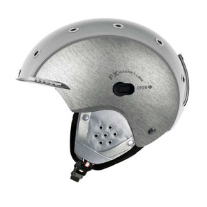 Casco sp3 airwolf Skihelm zilver