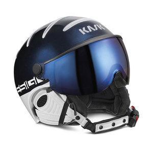 Kask Skihelm met Vizier - Kask Class Sport Blauw