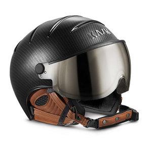 Skihelm  Kask Elite Pro Carbon Bruin